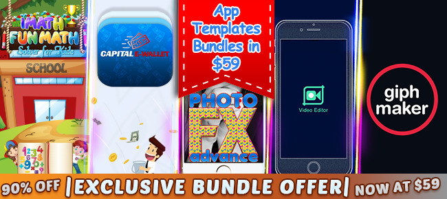 App Bundle Offer 5 iOS Apps cat - appngamereskin | ello