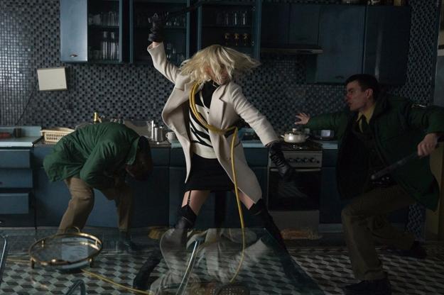reviews 'Atomic Blonde' Ghost S - lastonetoleave | ello
