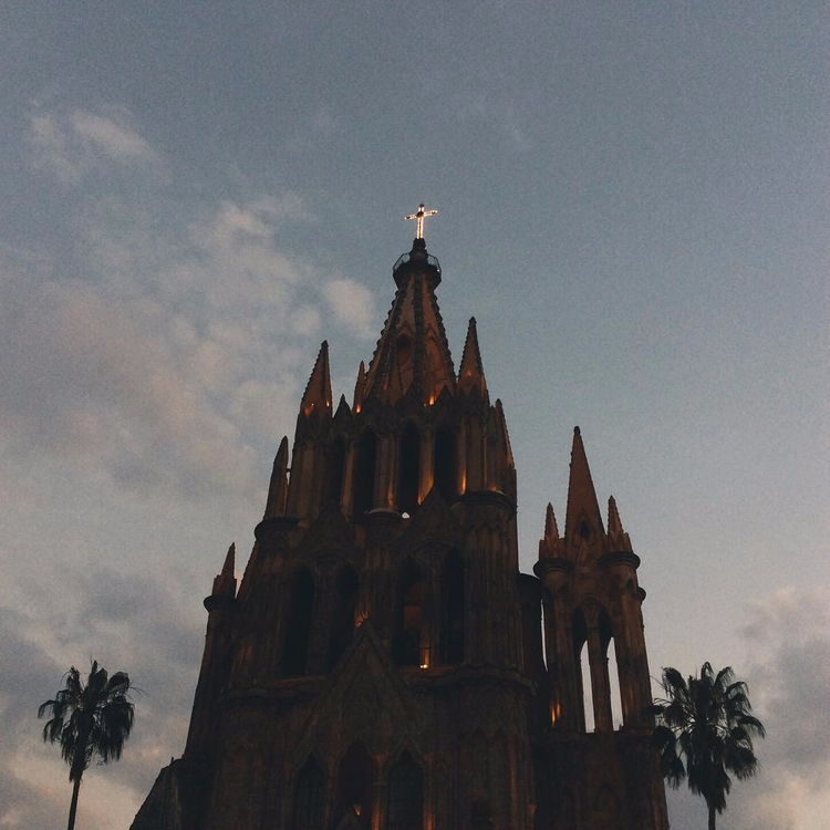 San Miguel de Allende, Guanajua - eduardocaballero | ello