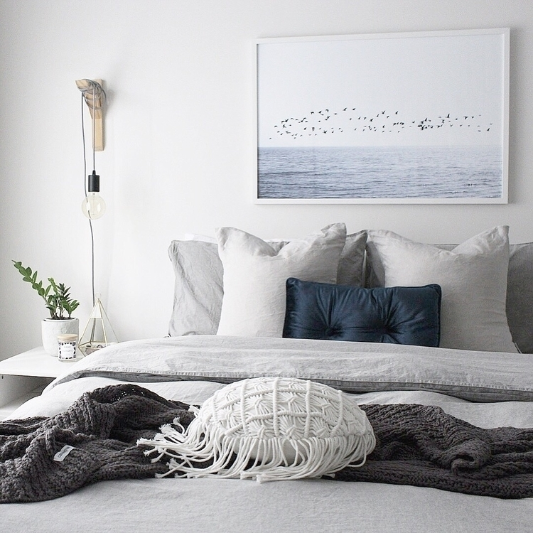 Good Morning  - interior, bed, bedroom - _misskara | ello