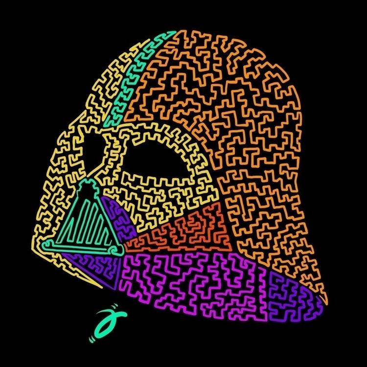 Respray. Squiggle Furmie - illustration - furmie | ello