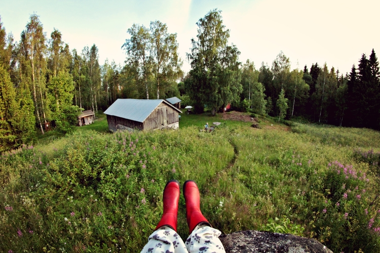 outdoorlife, Finland, finnishnature - mentira0 | ello