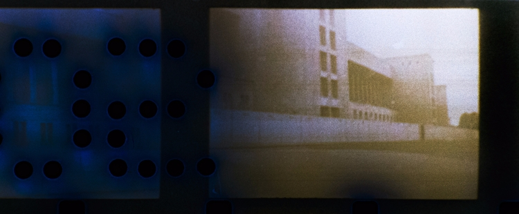 Tempelhof expired Ektachrome - analog - stikka | ello