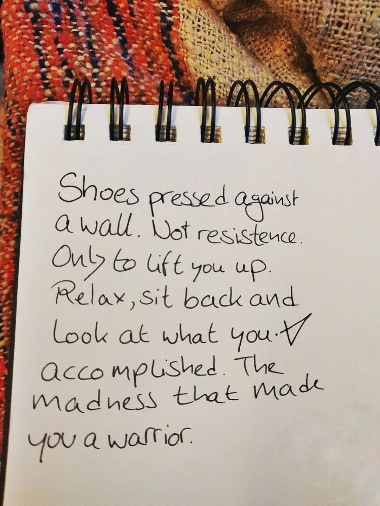 Thrown madness, concur - poem, vispo - victoriainthewoods | ello