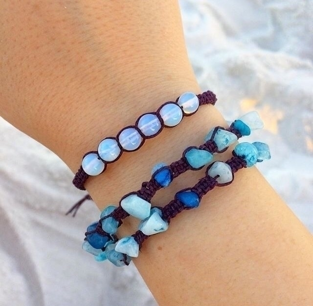 Plum bracelets shop :heart:️ to - seagrassmeadows | ello