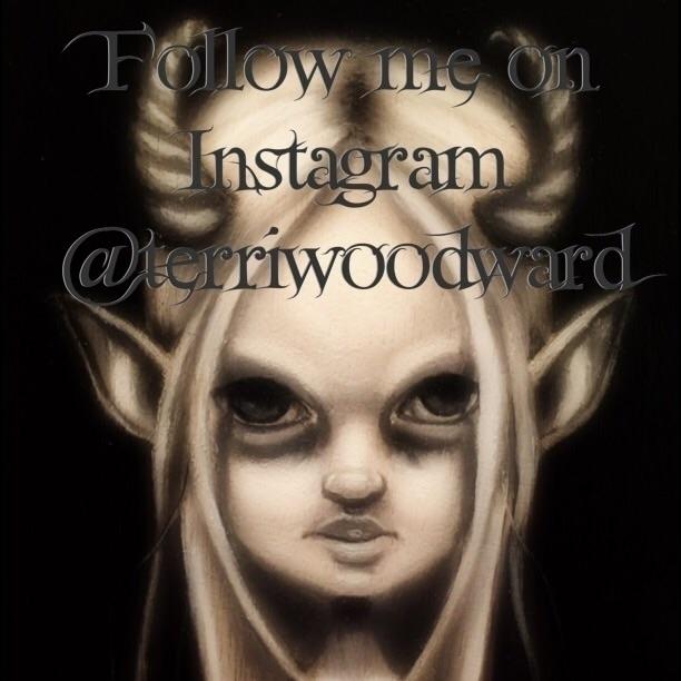 Follow Instagram - terriwoodward | ello