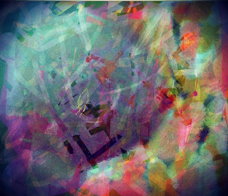 Uplifting todays paintings post - jmbowers | ello