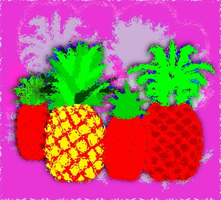 flyingmeat, tones, pineapple - coochdawg | ello