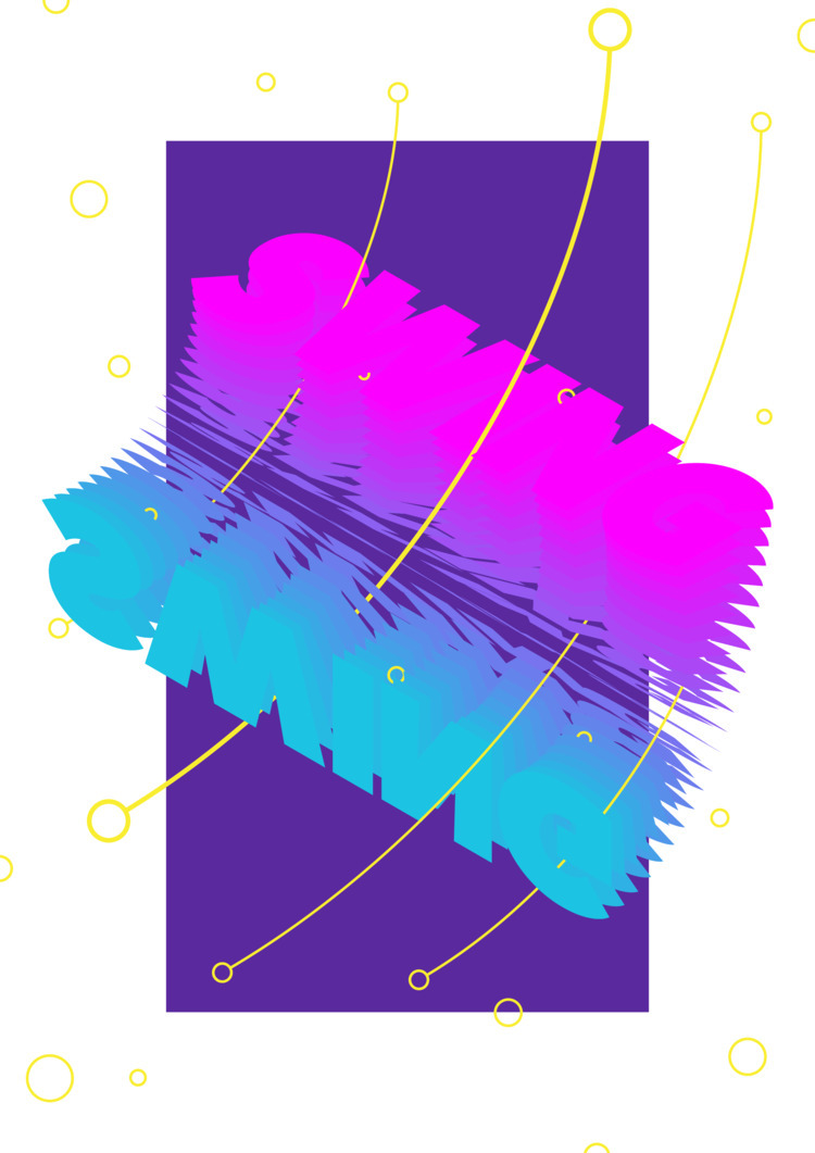 Swing. 32 - 365, design, poster - theradya | ello