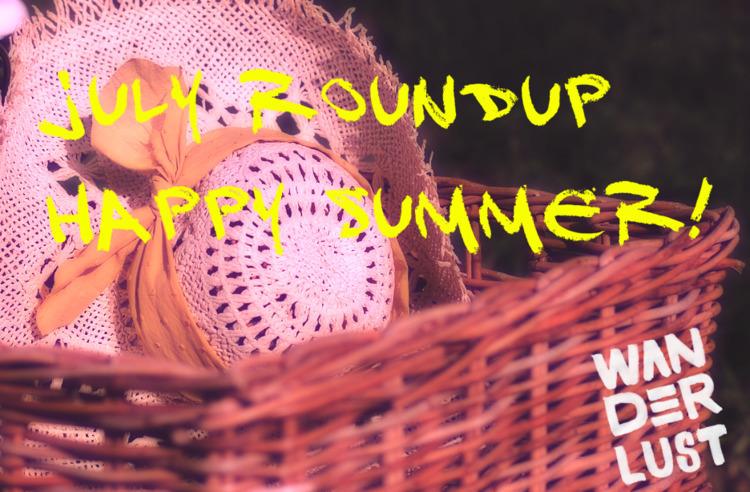 July Roundup!!! Tonnes fun summ - dinosaurboo | ello