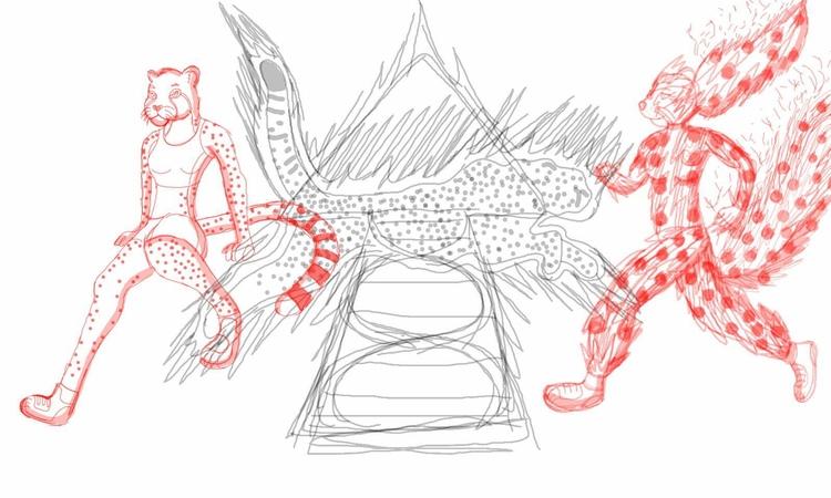 Chi Taurine African Cheetah - Zoomanity - brandon_omega-x | ello