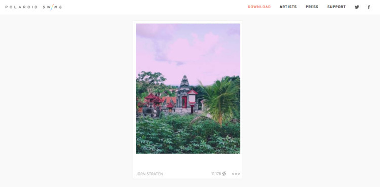 featured Polaroid Sw/ng - jornstraten | ello