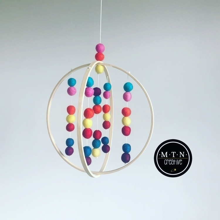 amazing bright Orb Mobile, brig - mtncreative | ello