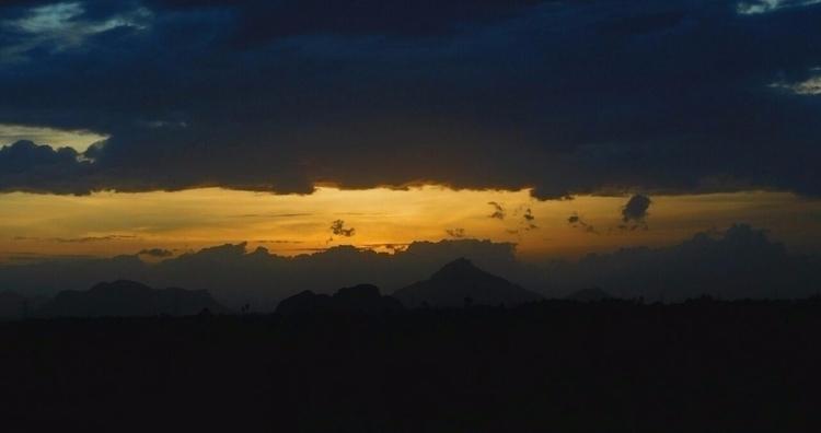 good sunset - ello, nature, photography - athulnair | ello