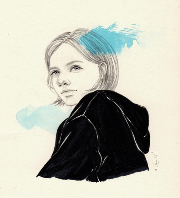 Love hoodies - drawing, doodle, sketch - j0eyg1rl | ello