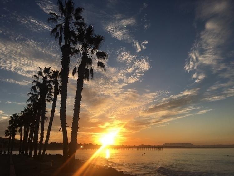 Saturday Sunrise Ventura CA - dgphotog57 | ello