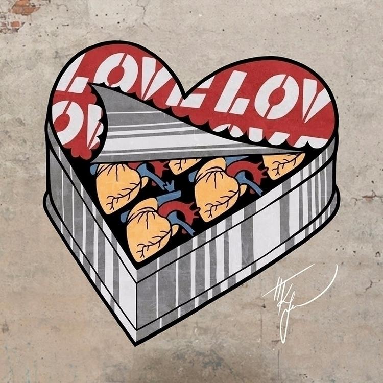 Heart reserve - taisgraphics, whatislove - tais_graphics | ello