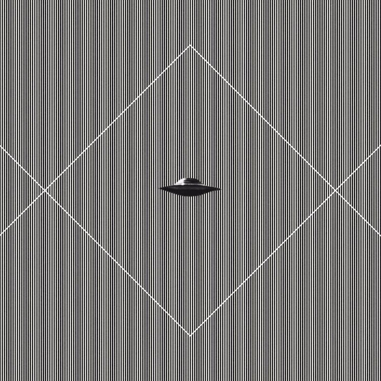 UFO - ufo, ovni, lines, design, illusion - valenvq   ello