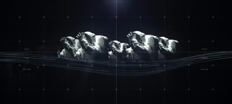 Simulated IV - cinema4d, octanerender - tiberergur | ello