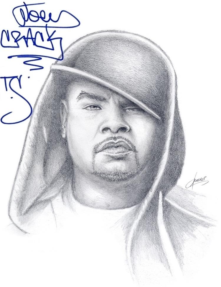 Fat Joe - drawing - alexei5000 | ello