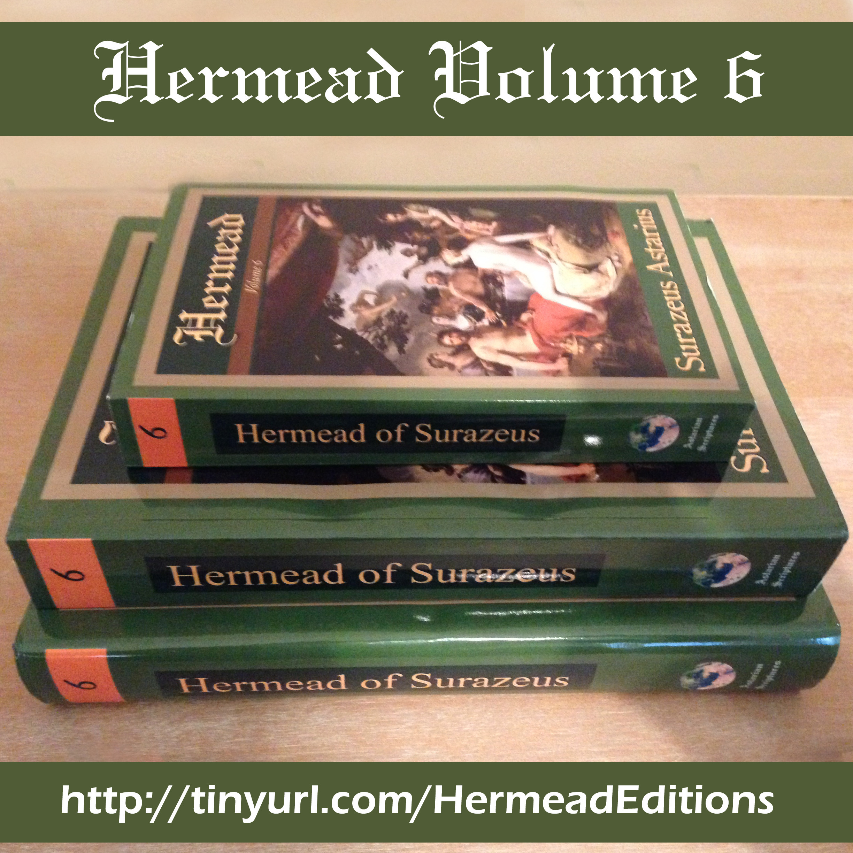 Hermead Volume 6 published 20,6 - surazeus   ello