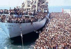 2 Million Syrian Refugees Ship  - ricardo102030 | ello