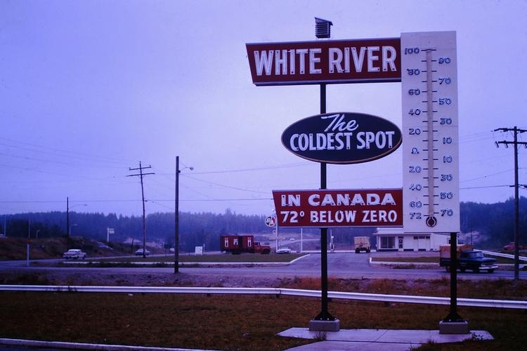 Photo - White River Ontario - foundphoto - marksusina | ello