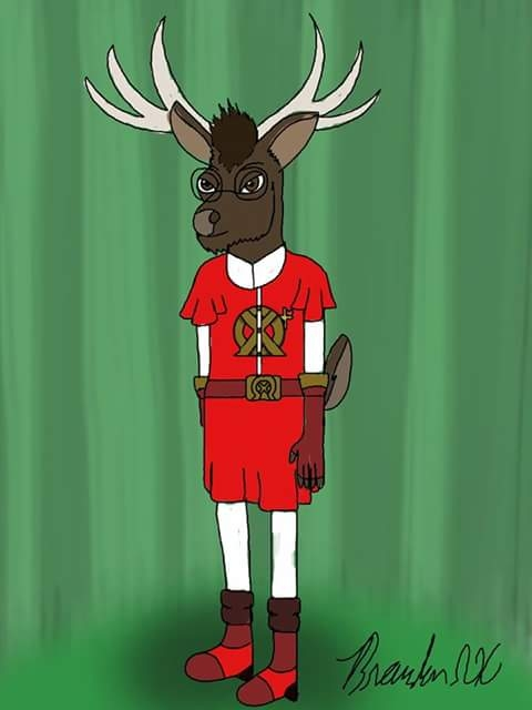 Brandon Omega Mule Deer - Zoomanity - brandon_omega-x   ello