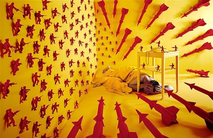 Sandy Skoglund - art, photography - valosalo | ello
