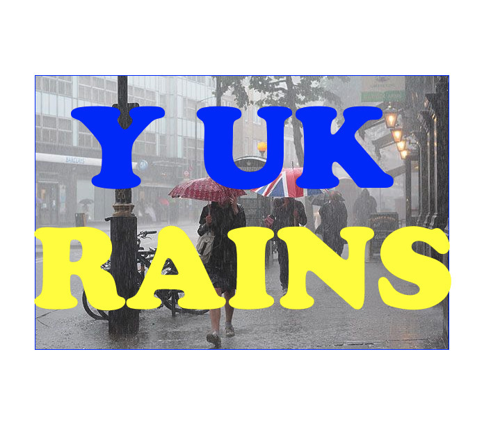 UK, rain, Ukraine, ukrainian - iamandrey | ello