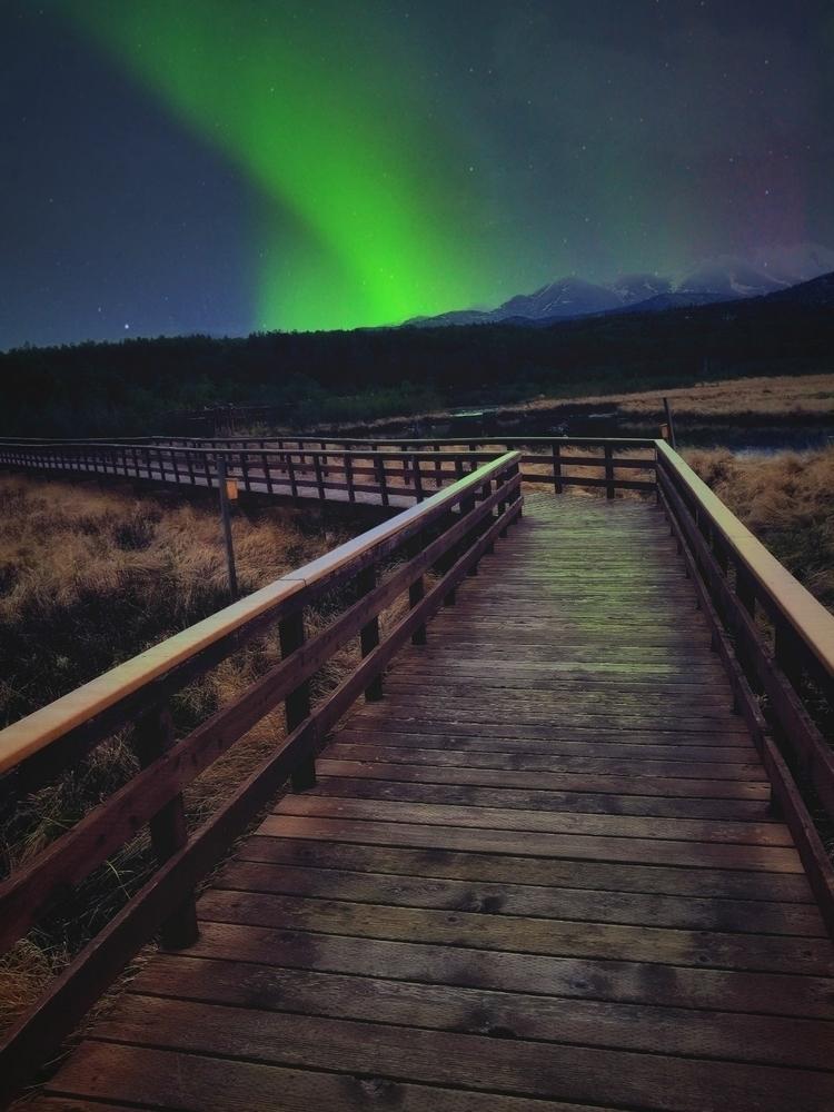 Alaska - Northernlights, aurorabourealious - loveelle | ello