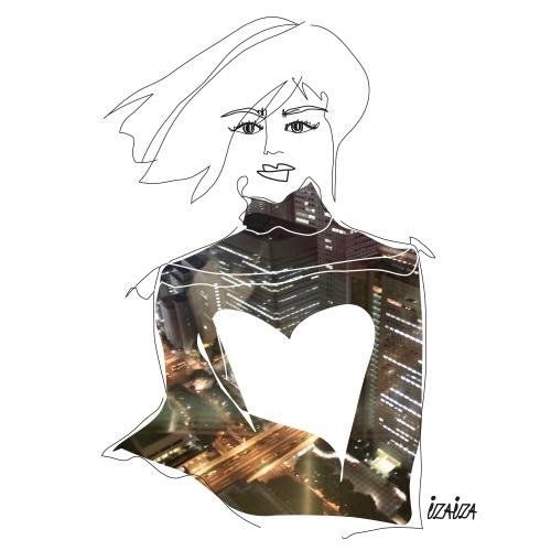Memory: Girl - Tokyo, Love, fashion - izaiza | ello