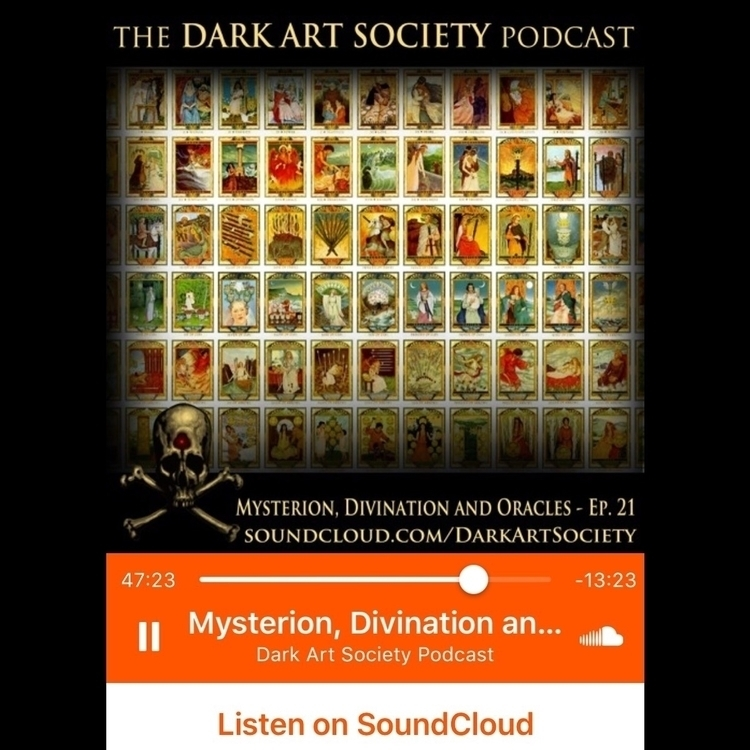 Dark Art Society Podcast - chetzar - mrandrewhawkins | ello