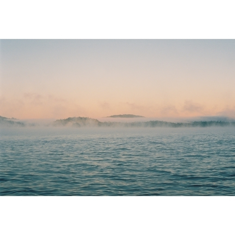 sunrise side fog - film, adventure - madelinejean | ello
