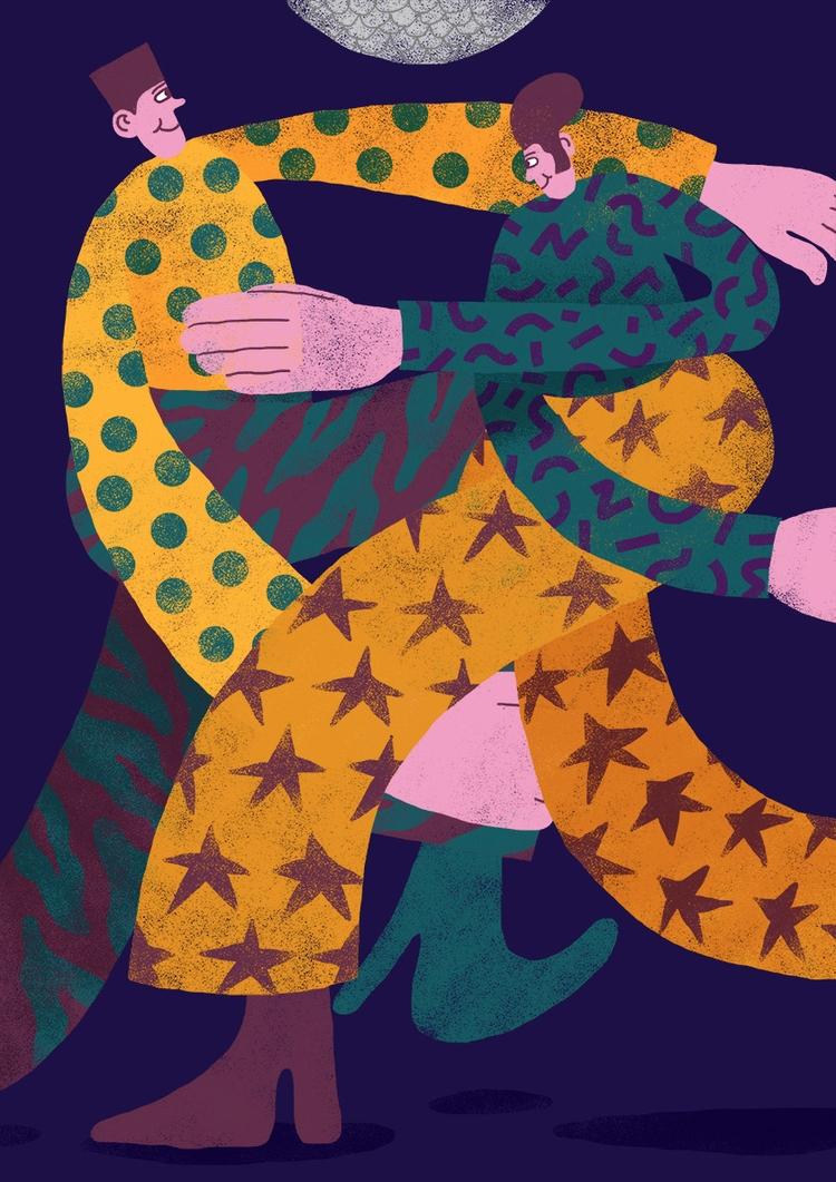 Anton Abo - Illustration, Ukraine - hereforthecolor | ello