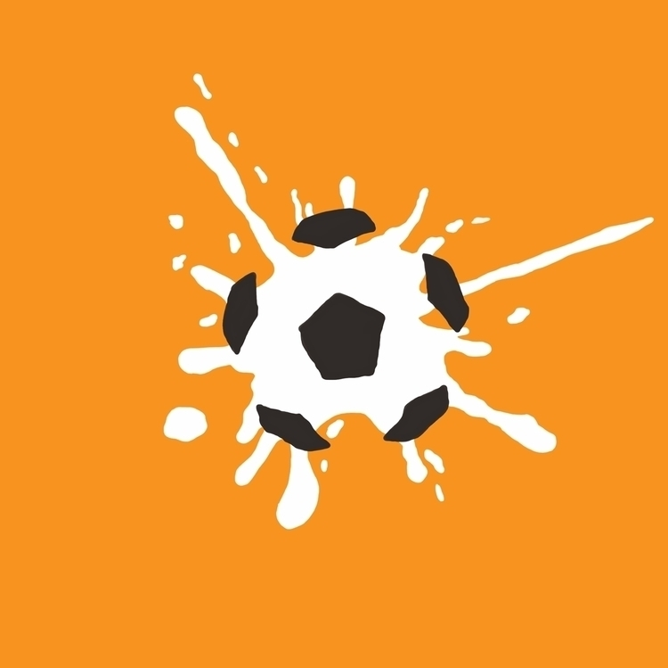 football, football, splash, soccer - stefanvanzoggel | ello