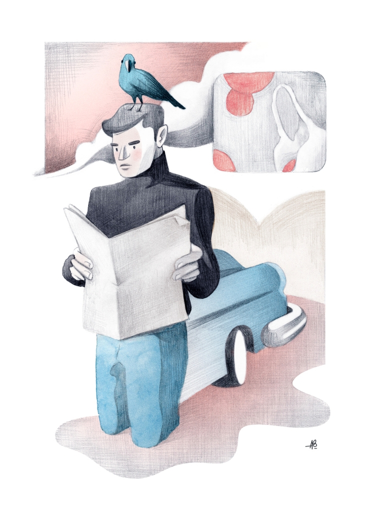 Fate - illustration - andebar | ello