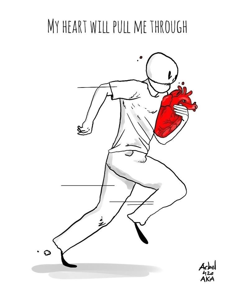 Heart Pull aka :heart:️ game - arbel420aka | ello
