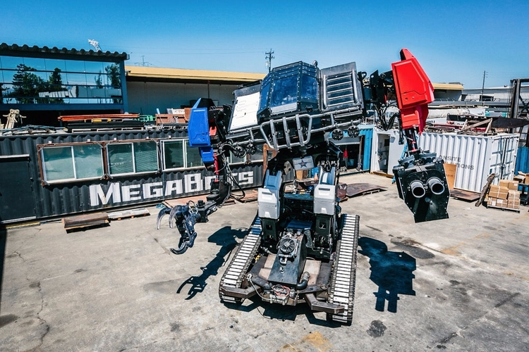 MegaBots - combat, fighting, ripping - valosalo | ello