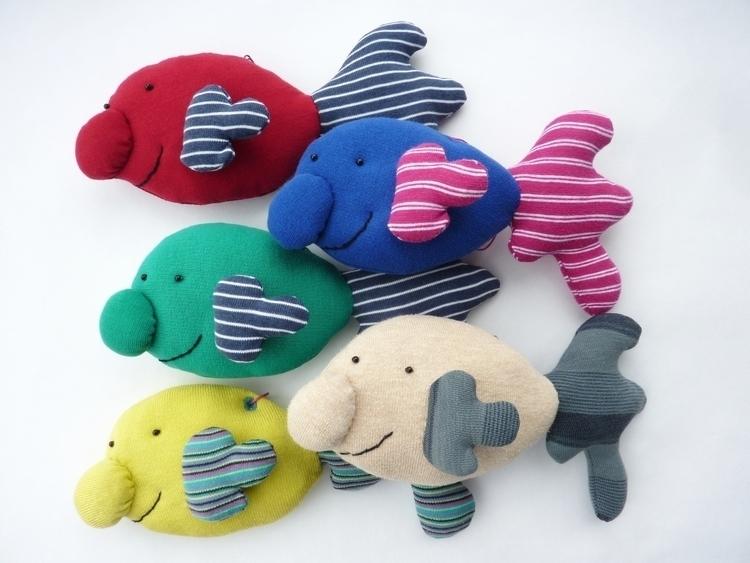 Happy Blobfish Inspiration: sad - firehorsetextiles | ello