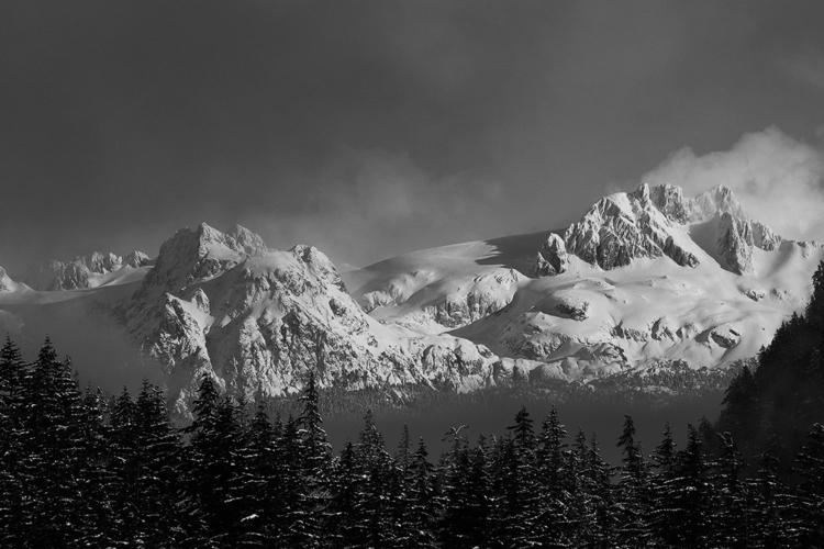 Skylines, 2016 Squamish British - adamburns   ello