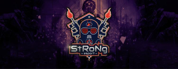 Brand StRoNg Team eSport Counte - brunohenris   ello