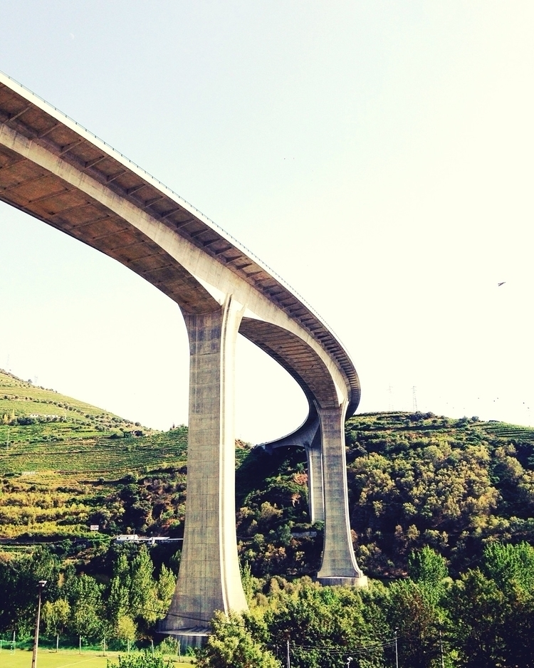 Régua bridge, Portugal - architecture - pmbmendonca | ello