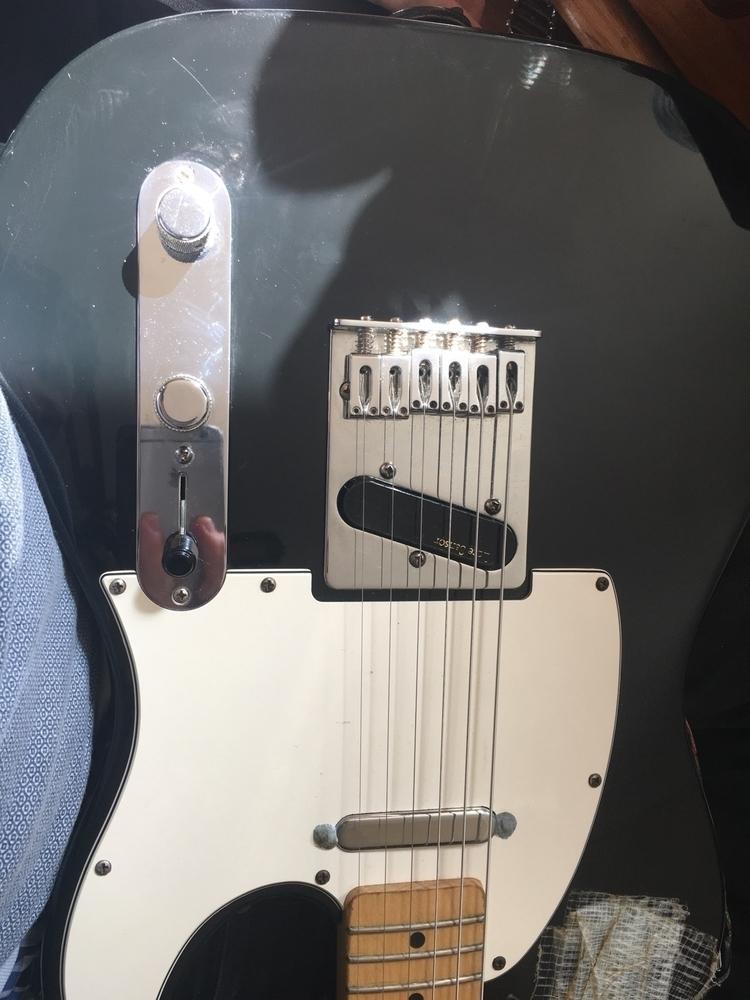favourite guitar - music, telecaster - chrismyattrec | ello
