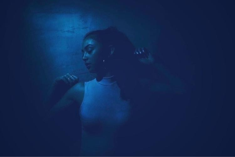 Blue velvet - portrait, art, photography - richardspicer | ello