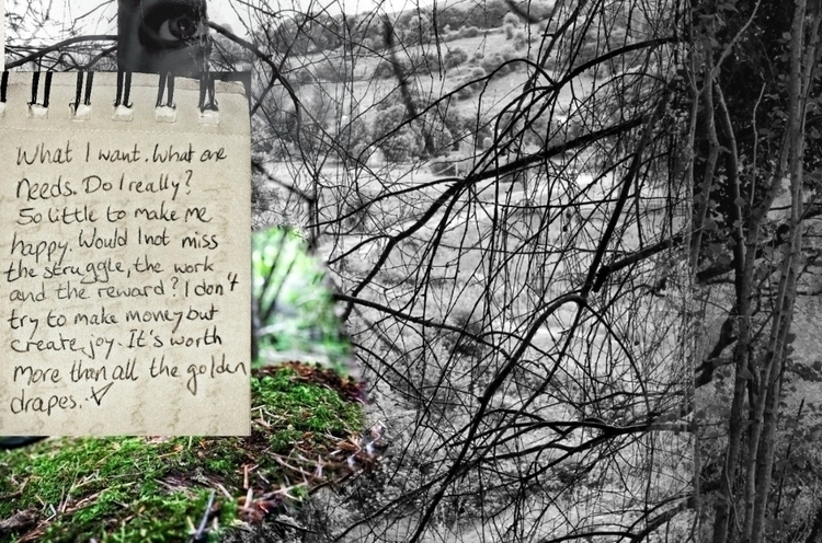 eye catches Find roads hill - writing - victoriainthewoods | ello