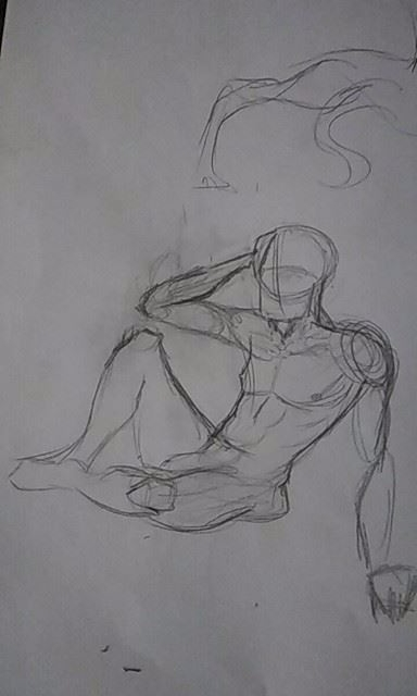 figure, practice, gesture, anatomy - themagicbeans | ello