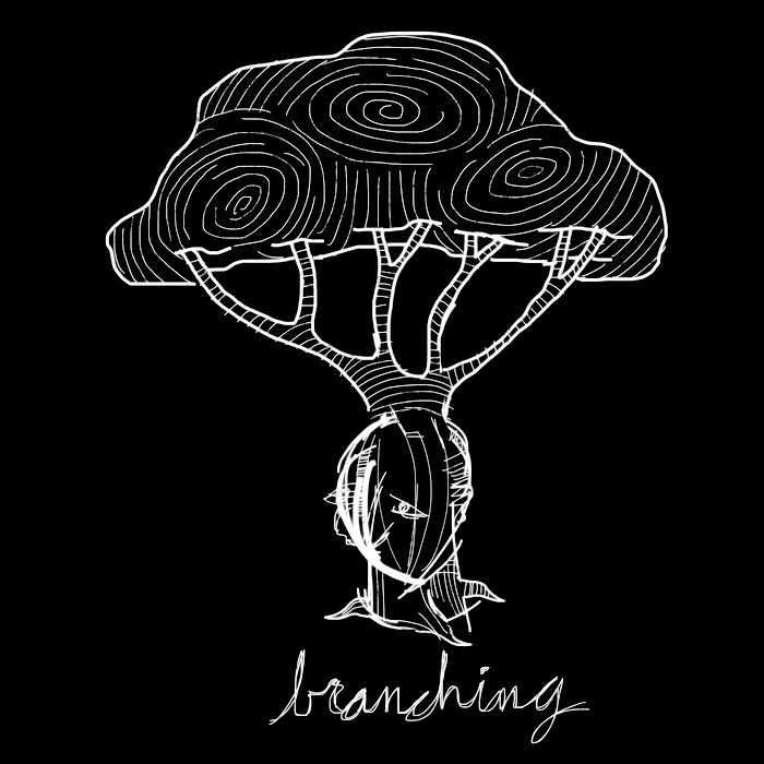 branching - tree, face, illustration - catswilleatyou | ello