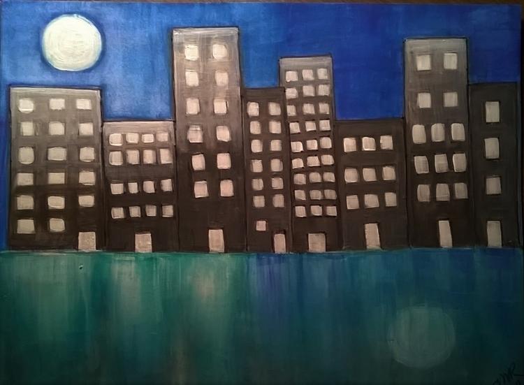 Gianna TM Rivera 6 9 Watercolor - teerivsaid | ello