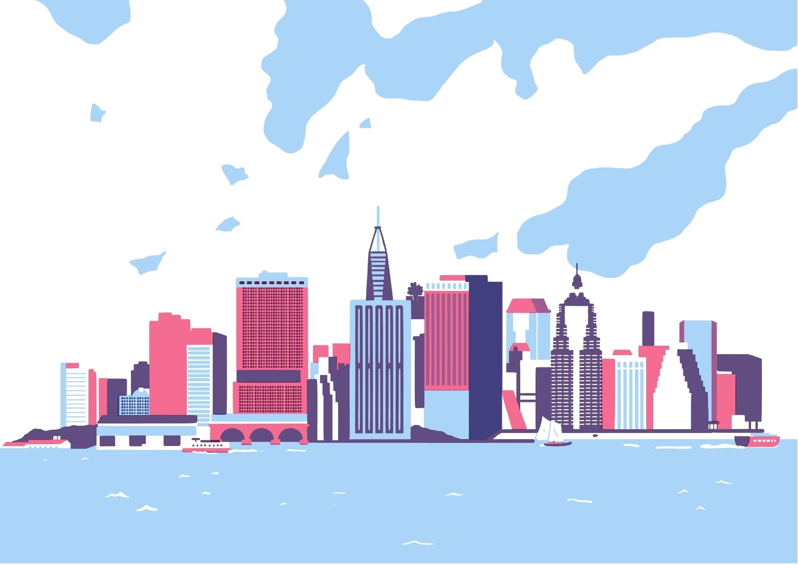 NY - Series illustration realiz - faustomontanari | ello